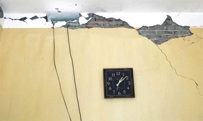 Ngăn mối hiểm họa động đất: Sớm phân vùng rủi ro, lập bản đồ cảnh báo