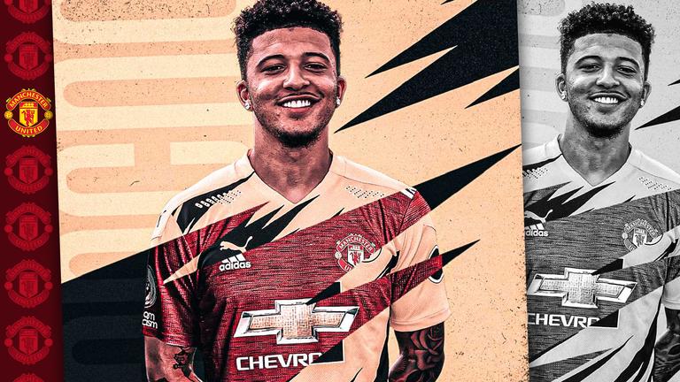 Man Utd đạt thỏa thuận mua Jadon Sancho