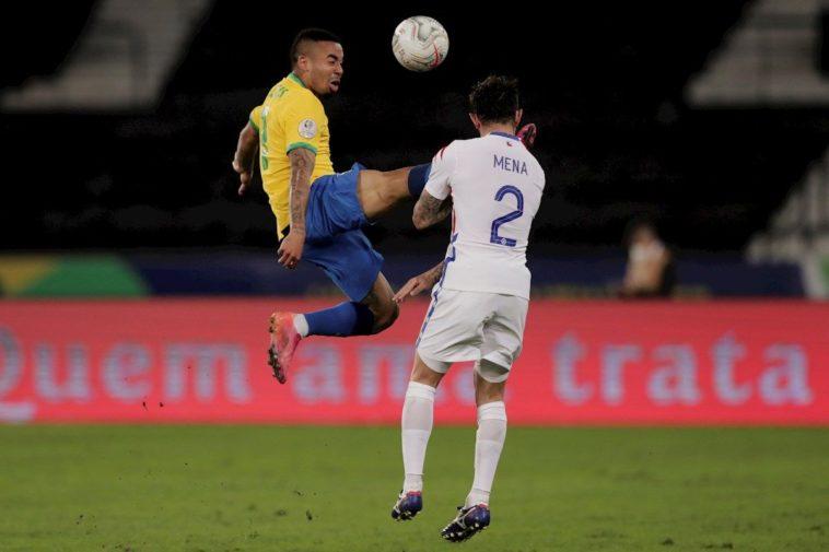 Brazil 1-0 Chile: Thi đấu thiếu ngươi, Brazil vẫn giành vé vào bán kết
