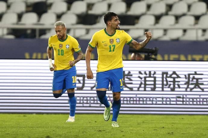 Brazil 1-0 Peru: Neymar hẹn Messi ở chung kết Copa America 2021