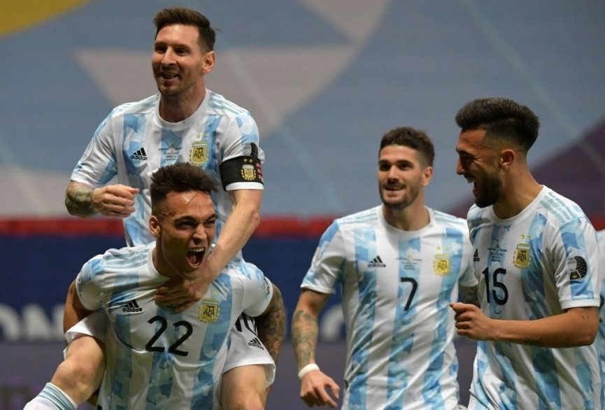 Argentina 1-1 Colombia (pen 3-2): Chung kết trong mơ