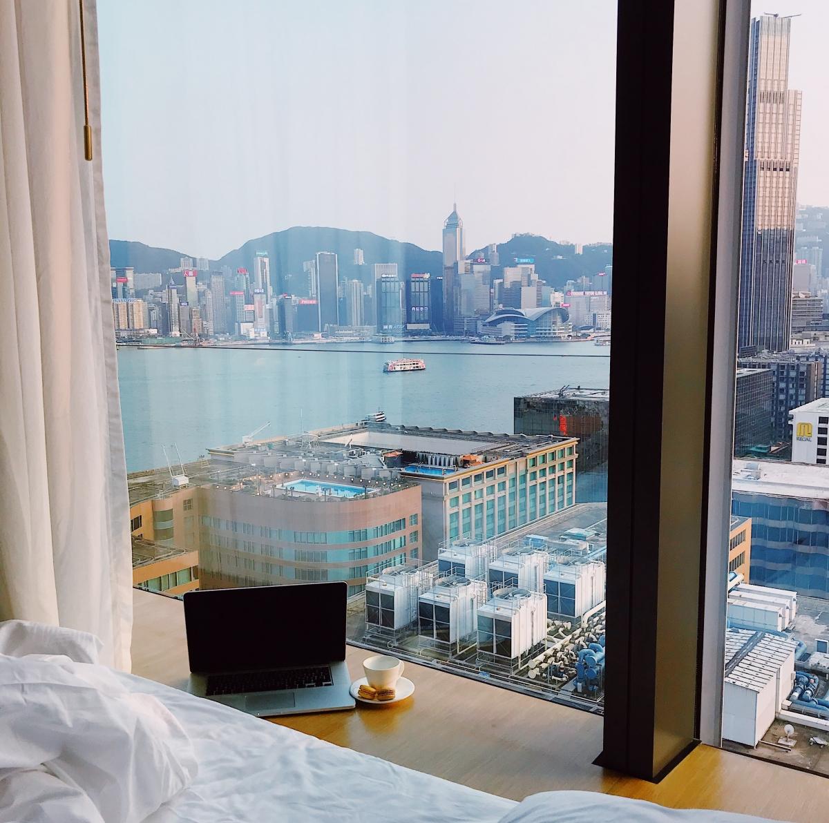 Chọn các khách sạn để làm việc từ xa là một xu hướng mới nổi trong đại dịch Covid-19. Nguồn: Pexels