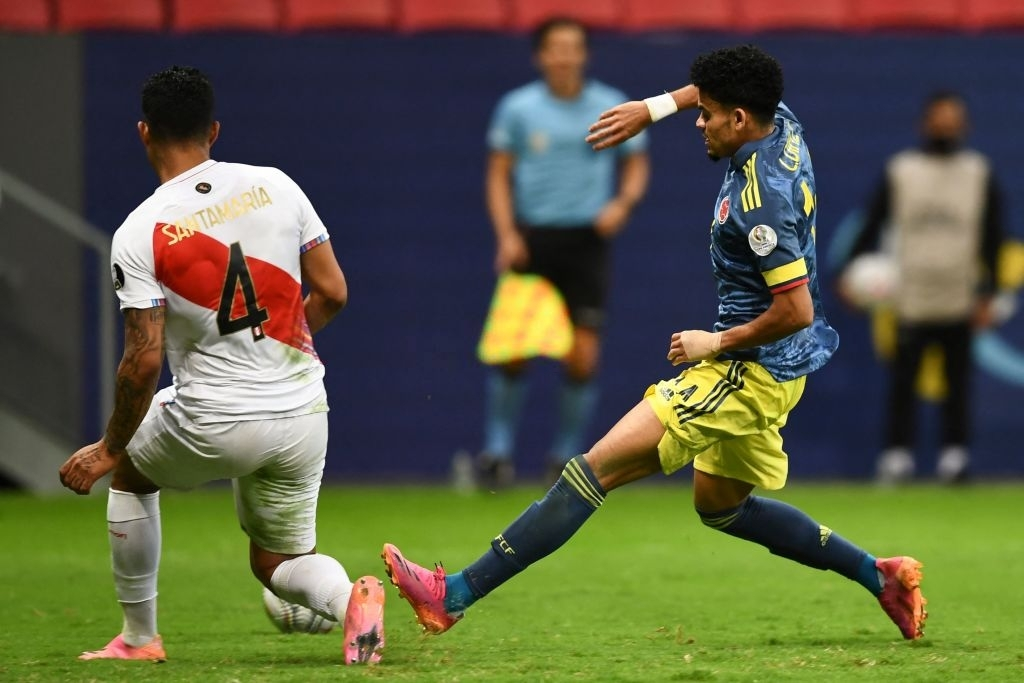 Lội ngược dòng, Colombia giành hạng Ba ở Copa America 2021