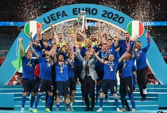 Italy vô địch Euro 2020 sau loạt luân lưu cân não