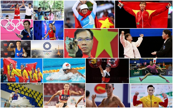 Lịch thi đấu của Đoàn Thể thao Việt Nam ở Olympic Tokyo 2020