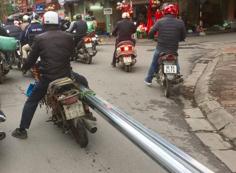 Hà Nội thí điểm thu hồi xe máy cũ, hỗ trợ đến 4 triệu/xe