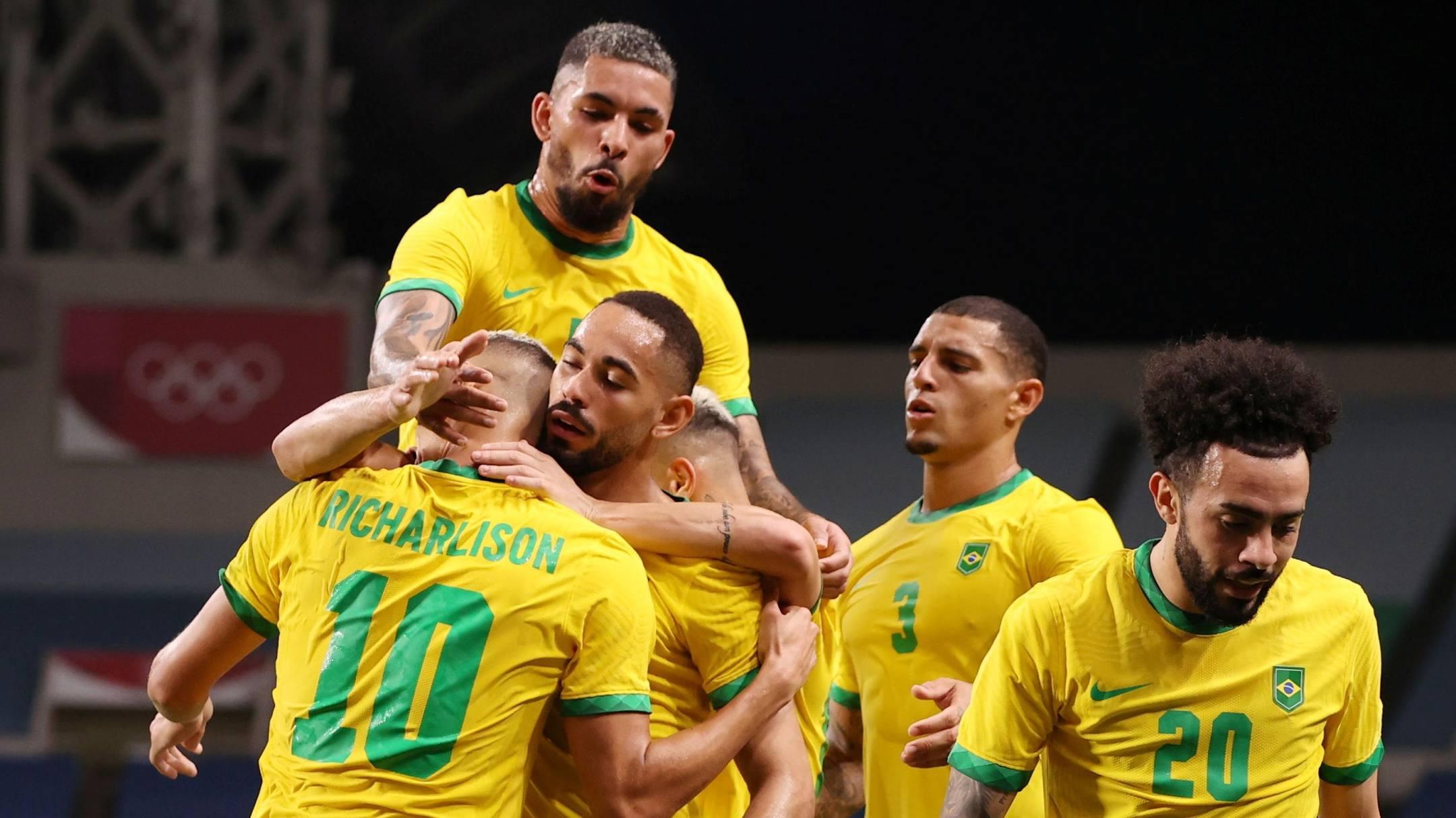 Xác định 4 đội bóng lọt vào bán kết môn bóng đá nam Olympic 2020