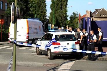 Lại xảy ra tấn công bằng dao tại Bỉ, 2 cảnh sát bị thương