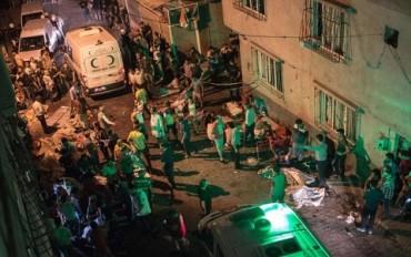 Đánh bom đám cưới Thổ Nhĩ Kỳ khiến 30 người chết