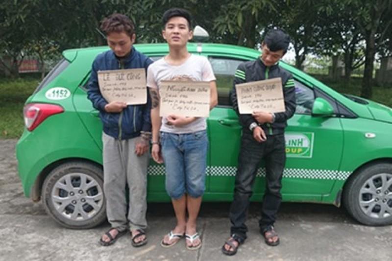 Gia tăng tội phạm cướp nhằm vào lái xe taxi
