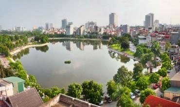 Giữ 'lá phổi xanh' cho đô thị
