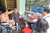 Vinamilk thăm hỏi và tri ân tới các mẹ Việt Nam Anh hùng