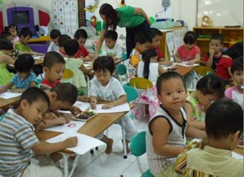 Các trường không được dạy trước chương trình
