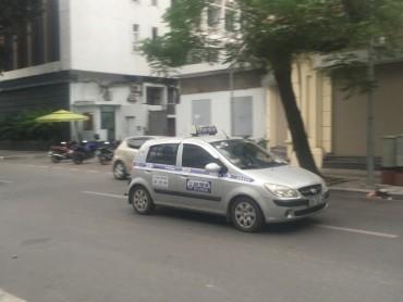 Sở Giao thông - Vận tải Hà Nội nói gì về Đề án quản lý xe taxi?