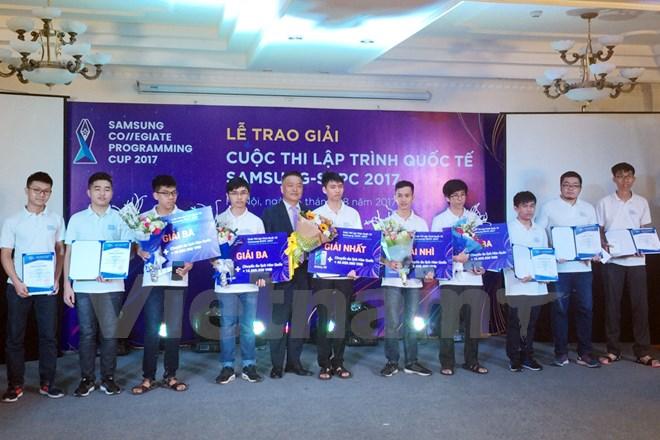 Lộ diện 10 thí sinh Việt Nam sang Hàn Quốc thi lập trình quốc tế