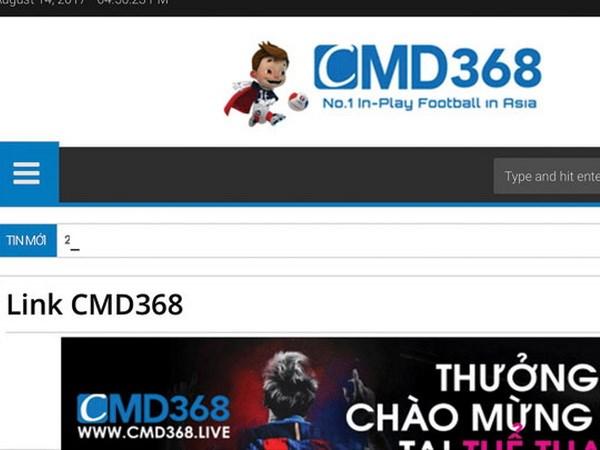 Truy tố 49 bị can trong nhóm tổ chức đánh bạc qua trang web cmd368