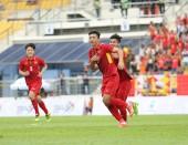 Văn Hậu tỏa sáng, U22 Việt Nam thắng đậm Đông Timor