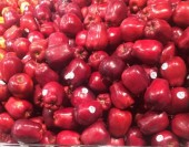 Tem trái cây 'thời loạn'