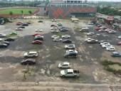 Hà Nội: Dẹp bãi xe chui lớn nhất bán đảo Linh Đàm, dân náo loạn tìm nơi gửi