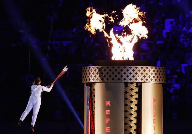 Thắp sáng ngọn lửa SEA Games