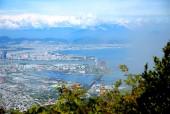 Chiêm ngưỡng Đà thành từ đỉnh Bàn Cờ