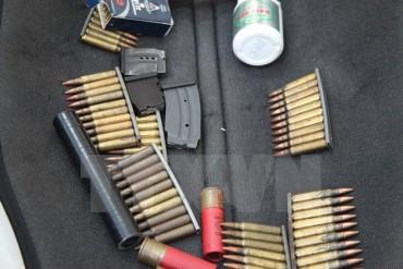 Kịp thời ngăn chặn vụ vận chuyển vũ khí quân dụng qua đường hàng không