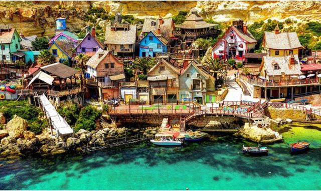Chắc chắn đây là những ngôi làng đẹp nhất thế giới