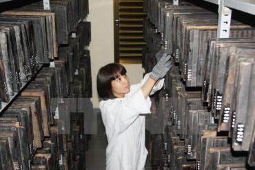 Xây dựng phương án phát huy giá trị của Mộc bản triều Nguyễn