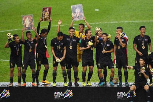 Thái Lan bảo vệ thành công HCV SEA Games