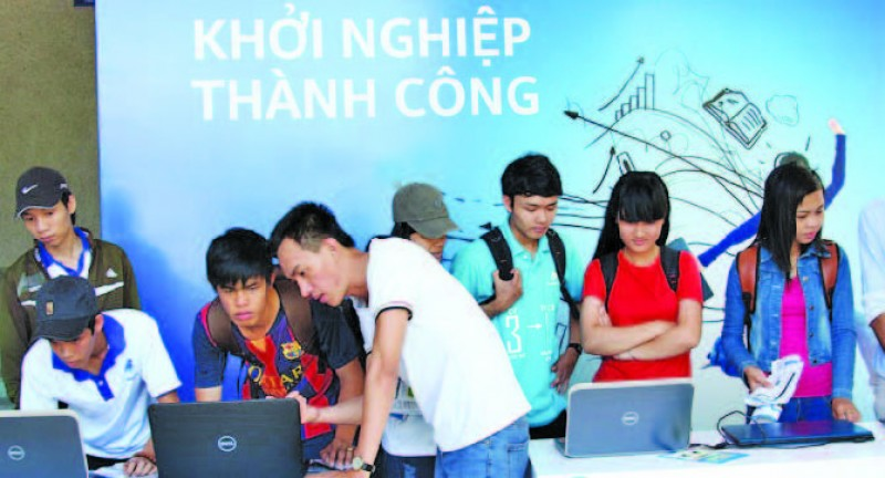 """Hà Nội vươn tới """"Trung tâm khởi nghiệp, trung tâm sáng tạo"""""""