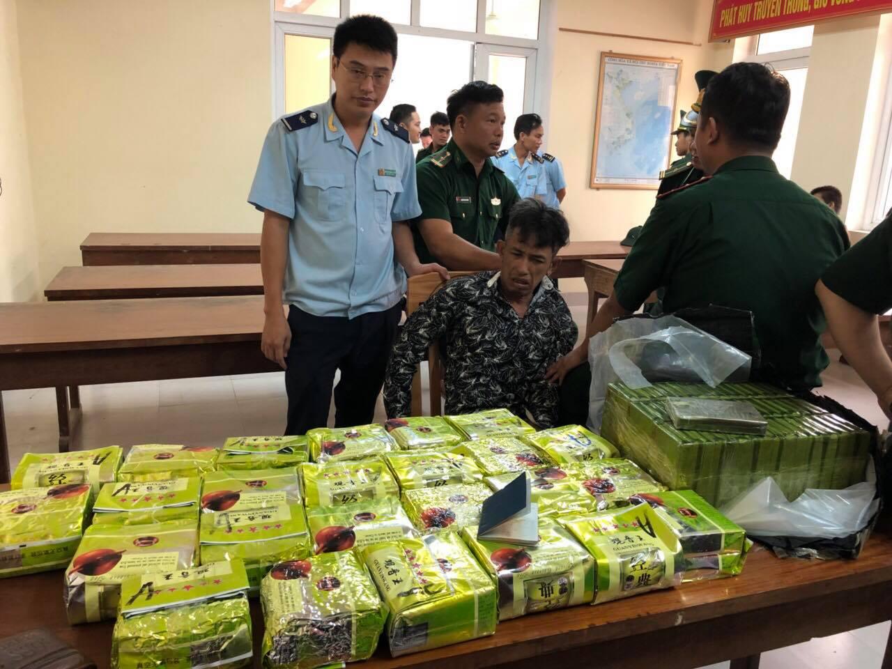 Gần 1000 vụ vi phạm bị phát hiện, bắt giữ, trong đó có nhiều ma túy
