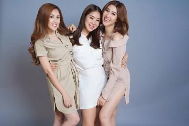 3 kiều nữ phim 'Gạo nếp gạo tẻ' chụp chung bộ ảnh tình chị em