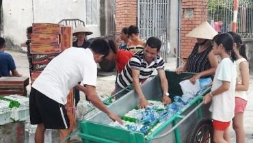 Dồn sức  khắc phục hậu quả lũ lụt
