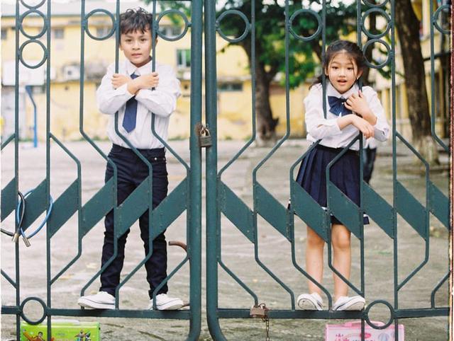 Bộ ảnh lãng mạn đưa ta trở về thời học sinh để nhớ, để thương