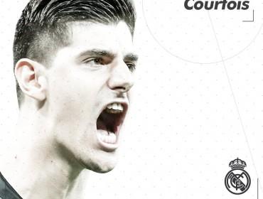Thibaut Courtois gia nhập Real Madrid