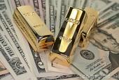 Giá vàng tiếp tục giảm, USD tăng mạnh