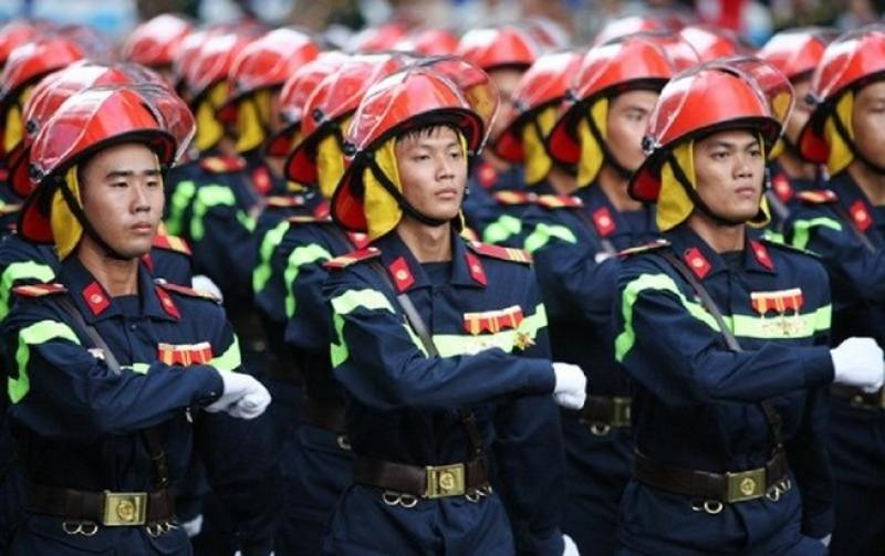 Sáp nhập 20 Sở Cảnh sát PCCC vào Công an các tỉnh, thành