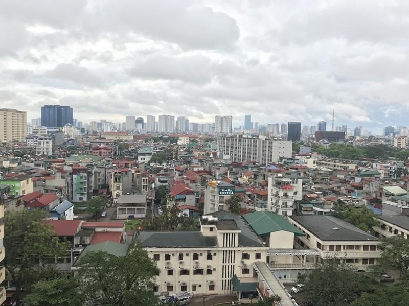 Hà Nội: Chất lượng không khí nhiều khu vực ở mức kém