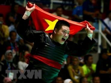 Pencak Silat mang về thêm 2 Huy chương Vàng cho thể thao Việt Nam