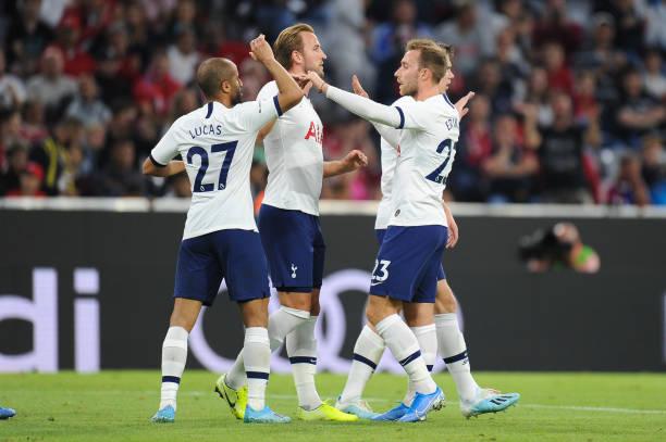 Tottenham 2-2 Bayern (pen 6-5): Đánh bại 'Hùm xám' Spurs đăng quang Audi Cup