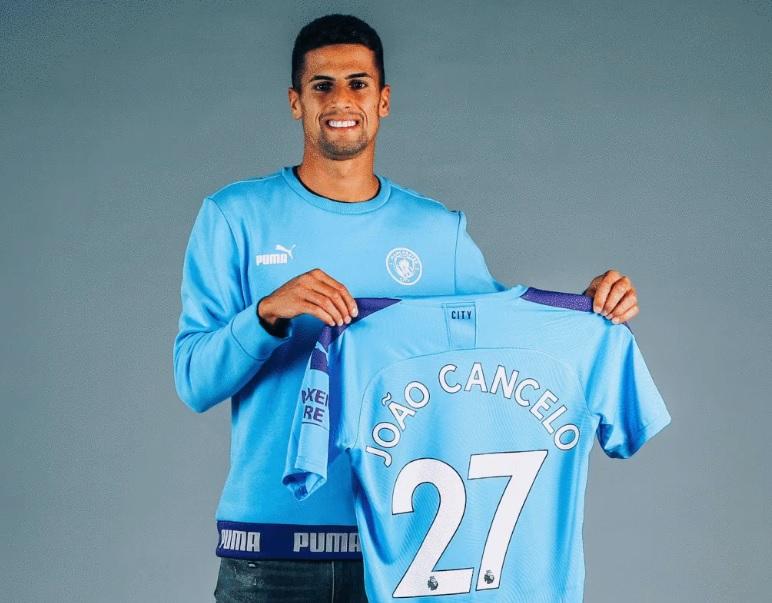 Man City chiêu mộ thành công Joao Cancelo từ Juventus