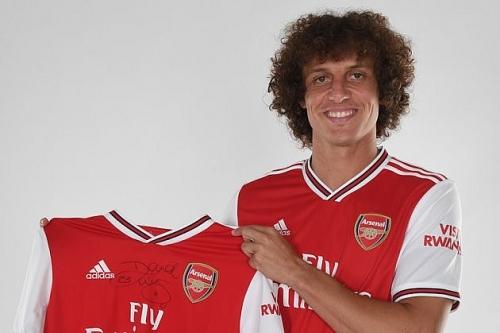 Arsenal chiêu mộ thành công David Luiz với giá rẻ bất ngờ