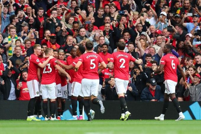 Man Utd 4-0 Chelsea: 'Quỷ đỏ' khởi đầu như mơ