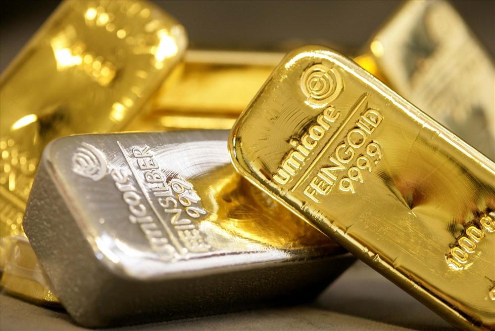Giá vàng được kỳ vọng tăng chọc đỉnh kỷ lục mới trong tuần này