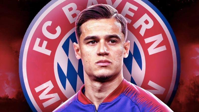 Philippe Coutinho gia nhập Bayern theo bản hợp đồng cho mượn