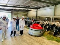 Vinamilk phối hợp với cục thú y xây dựng vùng chăn nuôi bò sữa an toàn dịch bệnh được quốc tế công nhận