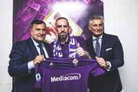 Ribery gia nhập Fiorentina theo dạng chuyển nhượng tự do