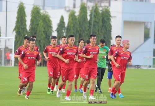Huấn luyện viên Park Hang Seo nói gì trận gặp tuyển Thái Lan?