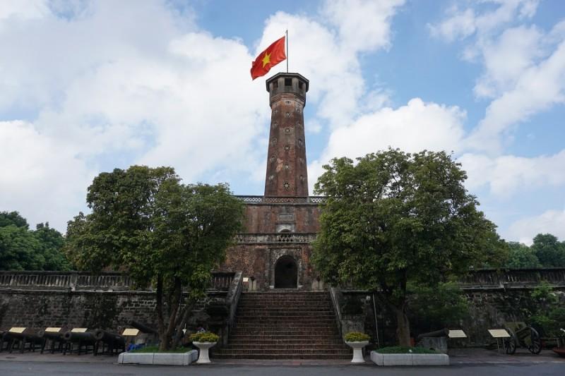 Cột cờ Hà Nội: Biểu tượng hùng thiêng của đất Thăng Long