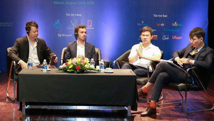 cau noi cho startup the gioi den voi viet nam